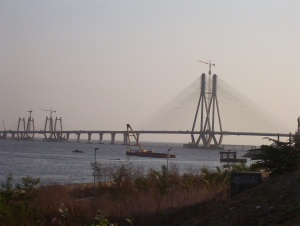 Мумбаи, Bandra Worli Sealink